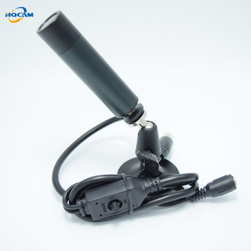 OSD menu Mini Bullet camera Outdoor Waterproof SONY 960H Effio 700TVL CCD Color 8mm CCTV Security Camera for 960H 4140+810\811