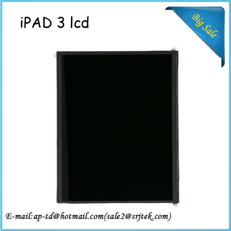 ФОТО 9.7inch inch For Ipad 3 For Ipad3 LCD Display Screen Repairment Parts Tablet Pc