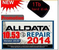 2018 New Alldata Auto Repair software and mitchell ondemand 2015+ElsaWin+vivid workshop data all data 16 in1tb usb hdd repair