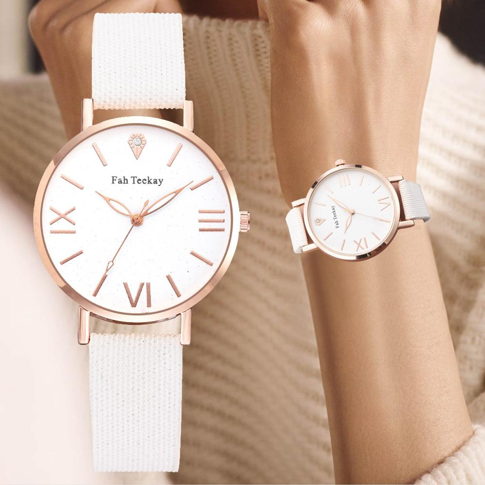 Luxury Watch Women Famous Brand 2019 Ladies Watch Starry Sky Diamond Dial Women Bracelet Watches Leather Sport Watch