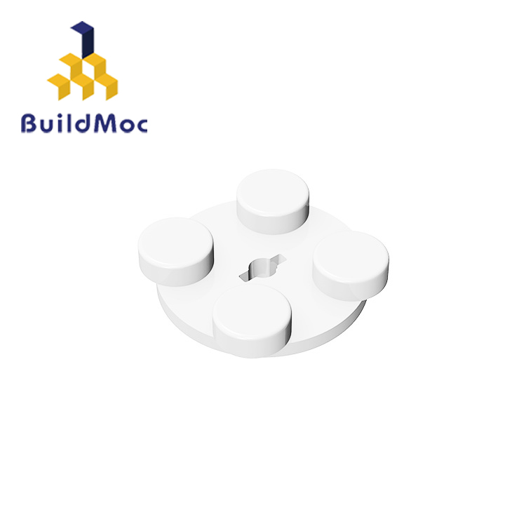 BuildMOC Compatible Assembles Particles 3679 2x2 For Building Blocks DIY LOGO Educational High-Tech Spare Toys