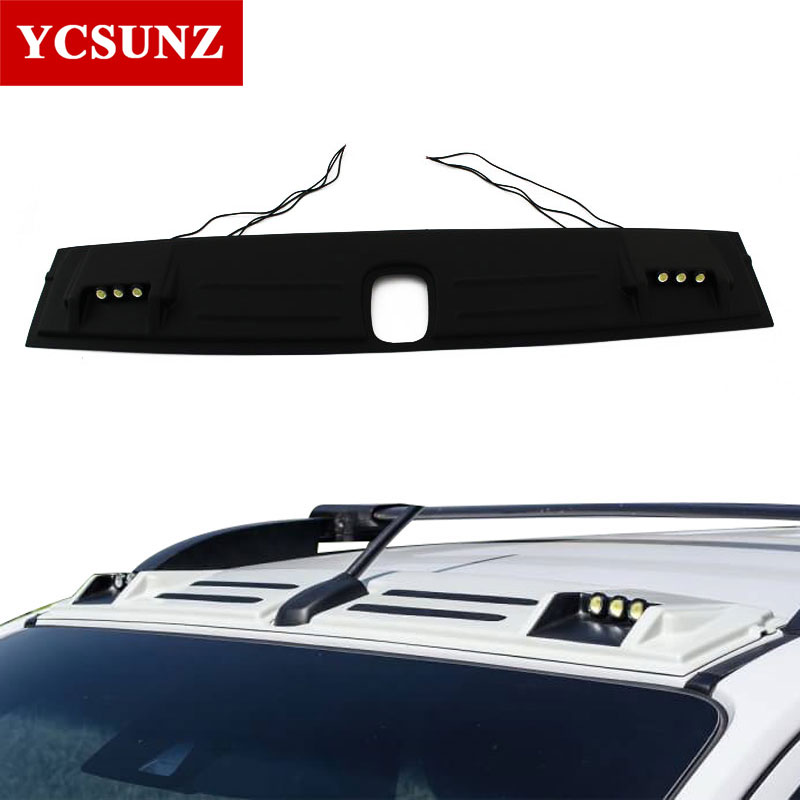 2018 Led Roof Light Raptor Style For Isuzu Dmax 2016 2018 Roof light Accessories For Chevrolet Colorado TrailBlazer d max YCSUNZ