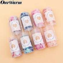 OurWarm 10Pcs Party Favors Push Pop Confetti Up Paper Baby Shower Wedding Birthday Decor