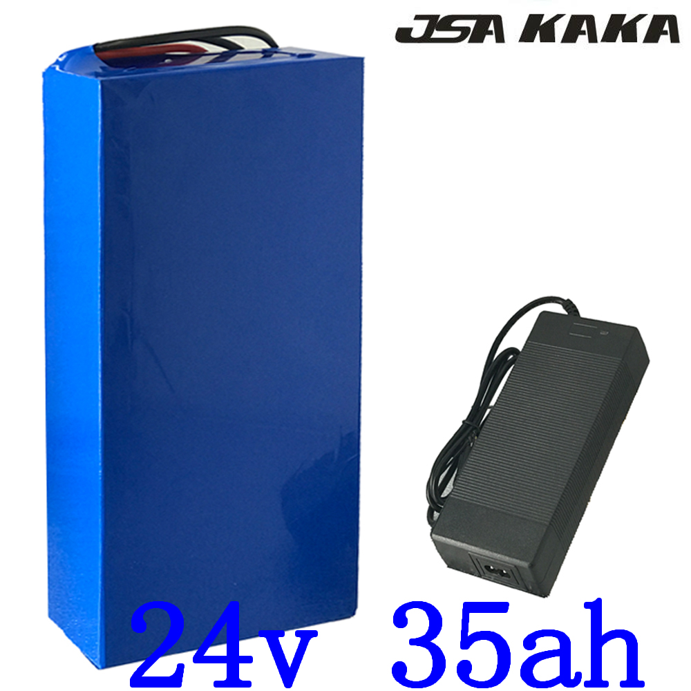 <font><b>24V</b></font> 350W 500W 700W 1000W lithium battery <font><b>24V</b></font> 35AH Electric Bike battery <font><b>24V</b></font> 35AH electric <font><b>scooter</b></font> battery with <font><b>5A</b></font> <font><b>Charger</b></font> image