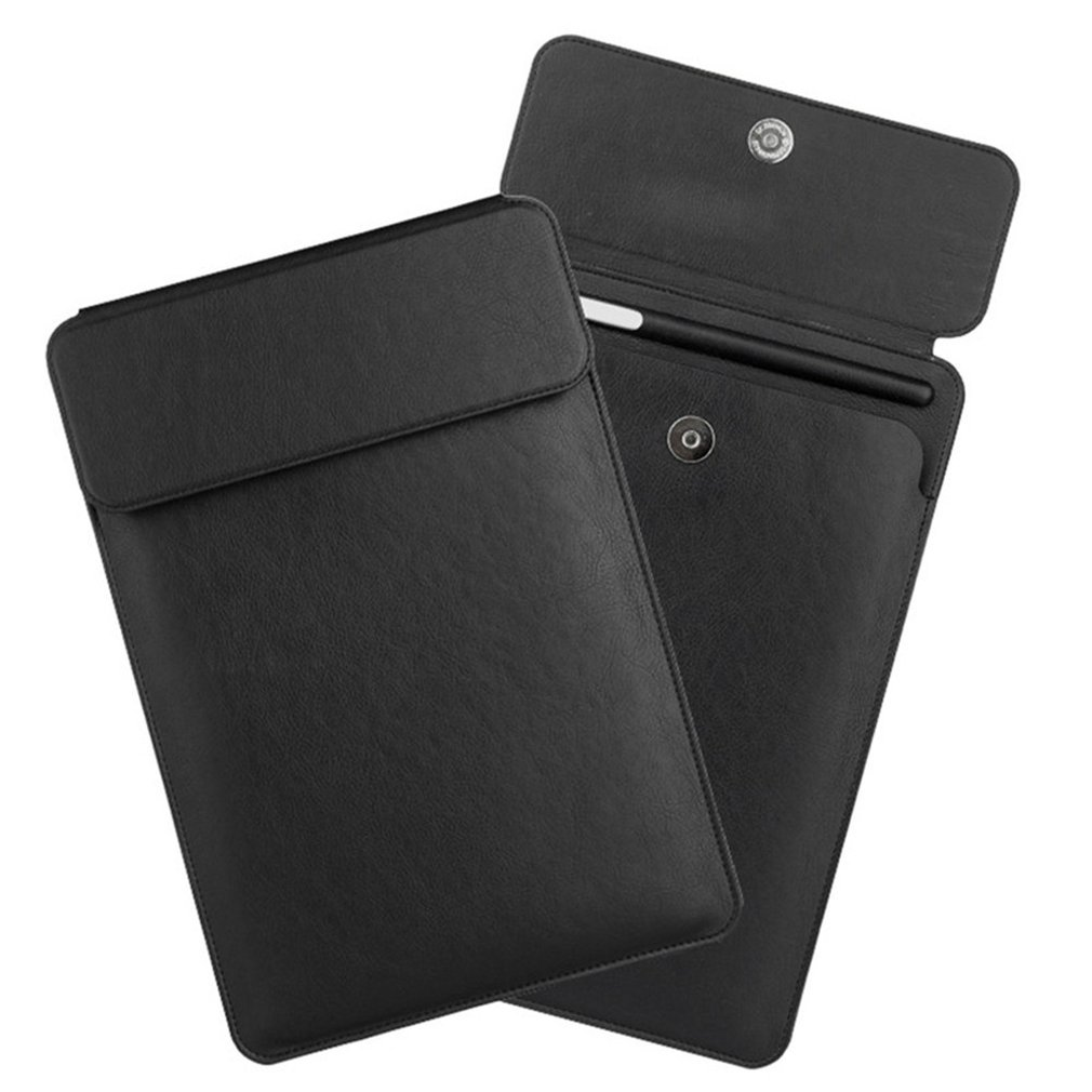 10.5 Inch Protective Cover Thin Inner Bag Flip Cover Leather Case Genuine Leather Case Slim Fit Stand For Ipad Air(China)