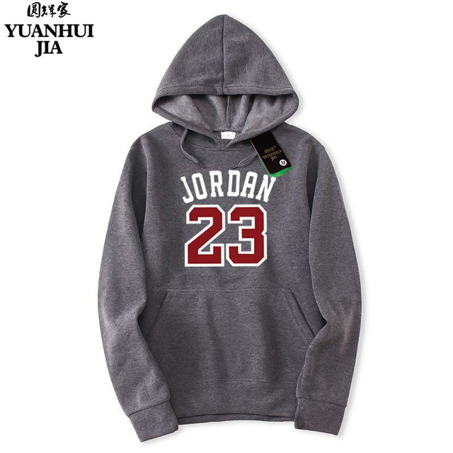 823c9570e534fd 2018 New JORDAN 23 Men Sportswear Fashion brand Print Mens hoodies Pullover  Hip Hop Mens tracksuit Sweatshirts hoodie sweats