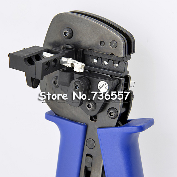 MC4 Crimping Tools Solars Pliers Solar System Tools (A-2546B) Cable Cutting Machine