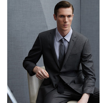 new Men's suit  latest coat pant designs terno masculino slim fit mens suits groom wedding dress two-piece men suit
