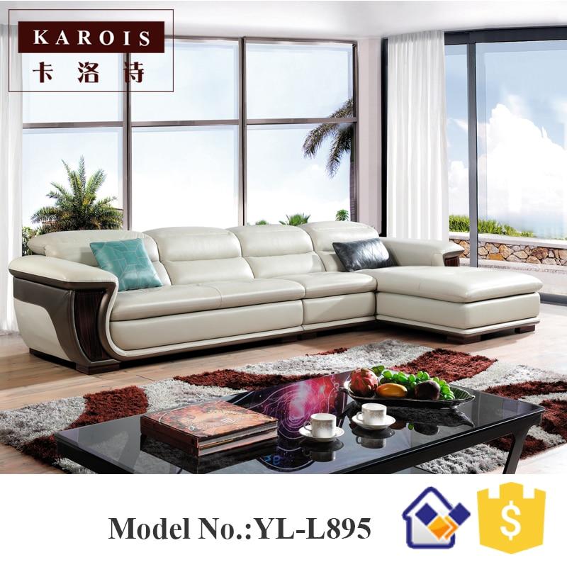 Furniture Living Room Luxury Antique L Shaped Sofa Prices Air