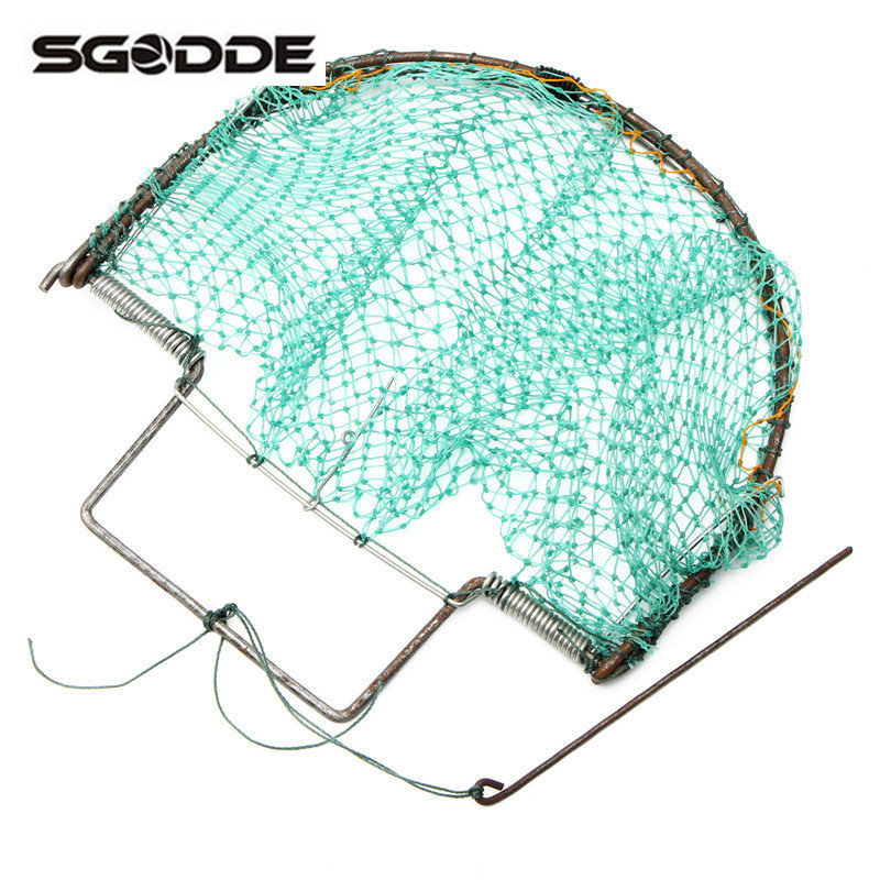 Image 3 - Outdoor Hunting 300mm/12inch Bird Net Effective Live Trap Hunting Sensitive Quail Humane Trapping Polyethylene Net + Steel Frame-in Hunting Gun Accessories from Sports & Entertainment