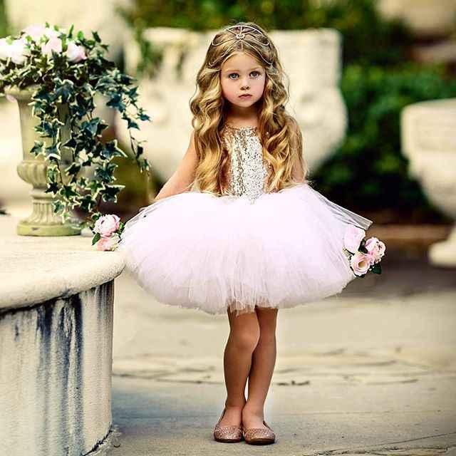 ديزني الأطفال فستان طفل الاطفال طفلة القلب الترتر حفلة الأميرة توتو تول فستان وتتسابق موضة فساتين بلا أكمام