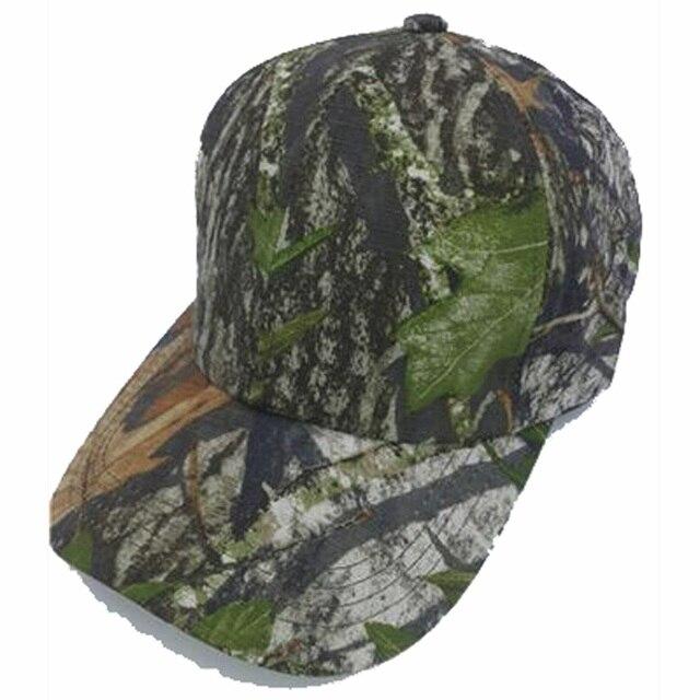 Outdoor caccia berretto mimetico uomini tattico militare cappellini da  baseball pesca escursioni viaggi alpinismo ciclismo cappello 7631c227a19b
