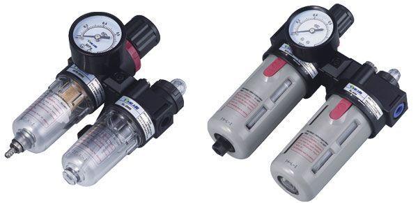 AFC2000-02 air combination filter regulator lubricator pressure regulator pneumatic component bf2000 02 pneumatic componment air filter