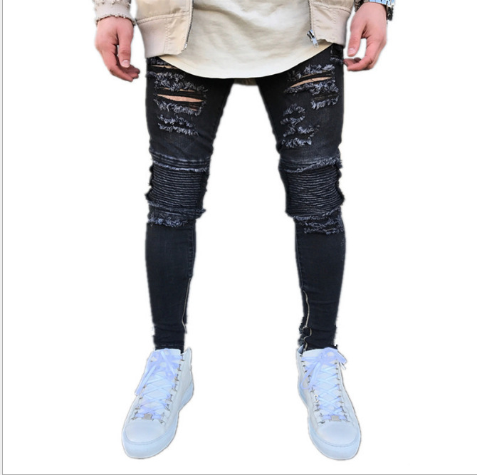 SELECTED Cotton linen blend business leisure suit pants S 418218504