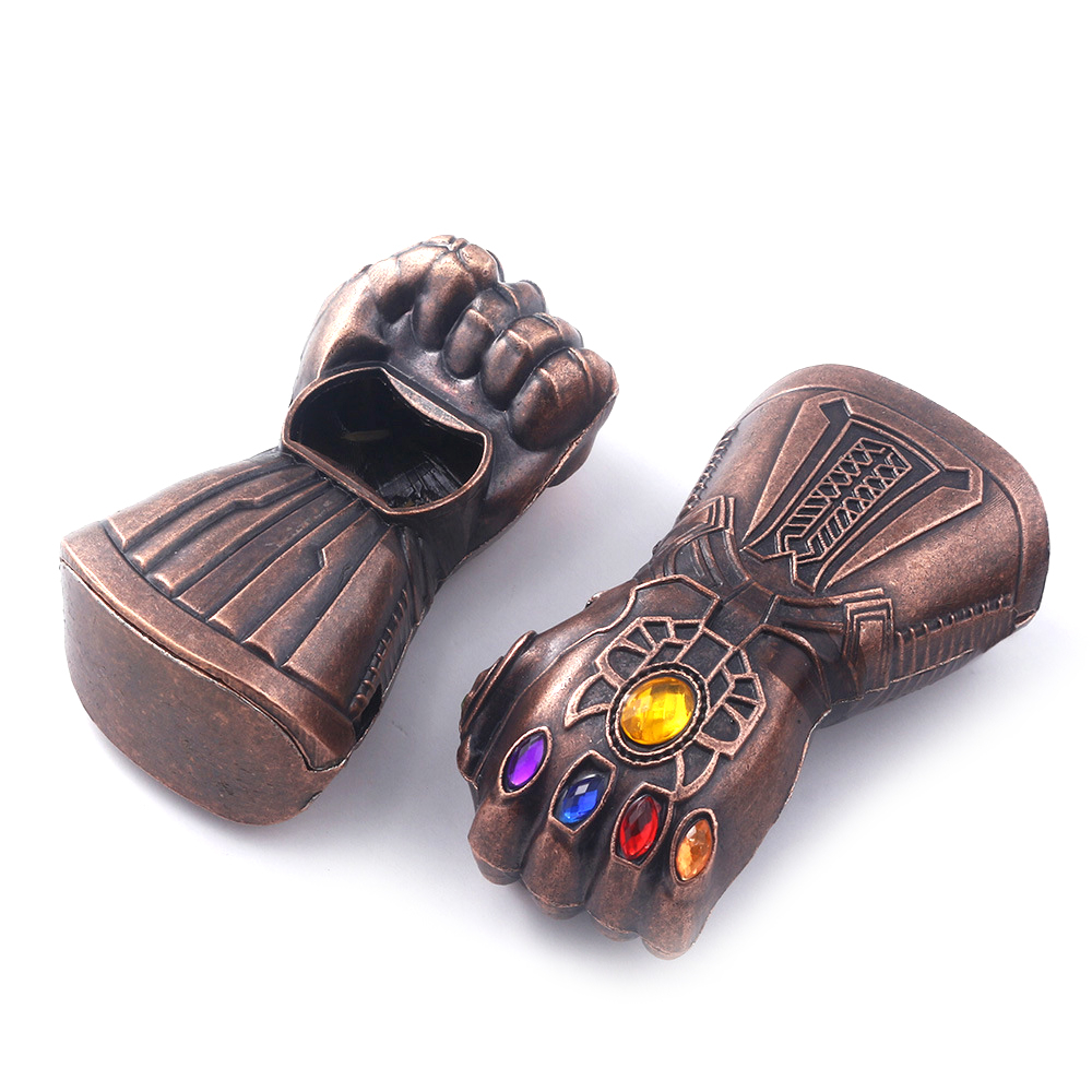 Hot Avengers Bottle Opener Beer Soda Cap Opener Remover Metal Fist Shaped Bottler Opener  Tool Household