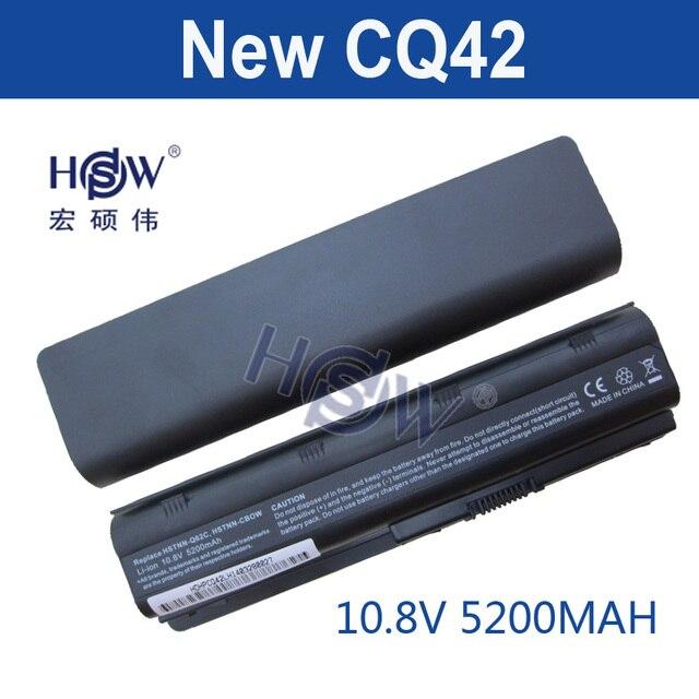 HSW 5200mAH Battery for hp Pavilion g6 dv6 mu06 586006 321 ...