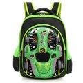 RORETE mochilas 3D coche de la escuela los niños bolsas de Dibujos Animados de alta calidad mochila de Viaje de gran capacidad Mochila para niños niñas X679