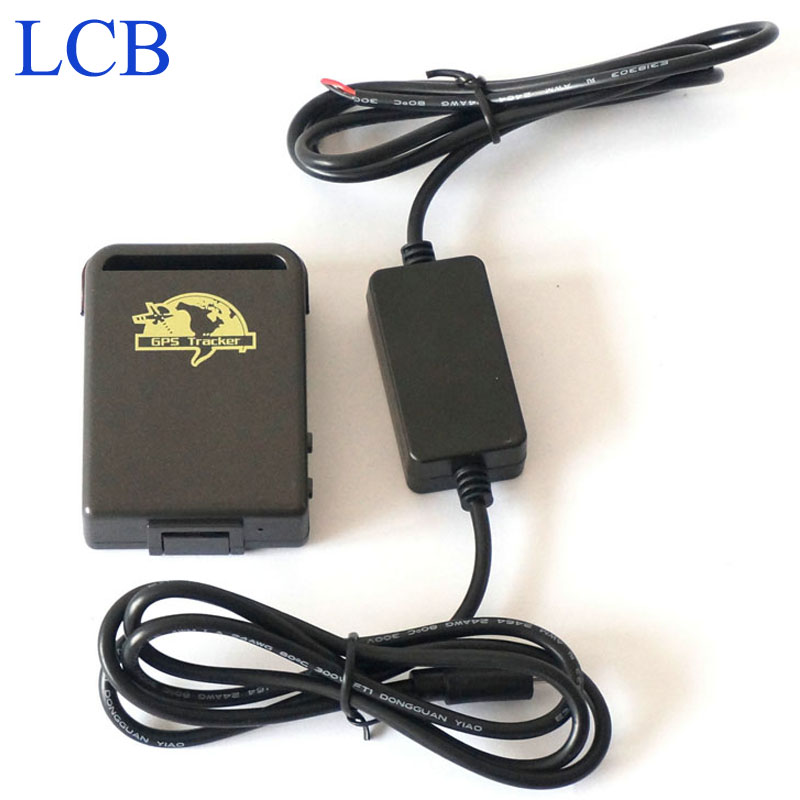 New MiNi font b Car b font Popular portable GPS Tracker Quan band TK102 Vehicle GPS