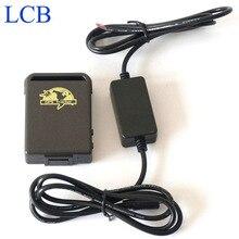 Nuevo MiNi Coche Popular portátil Tracker GPS quan-venda Device1pcs TK102 del Vehículo GPS GSM GPRS SMS En Tiempo Real de Seguimiento de Localización/lot