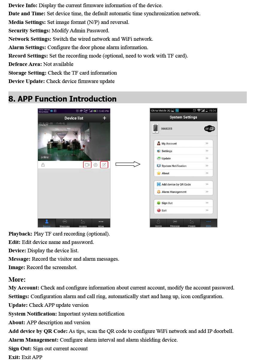 eBELL User Guide V3.9