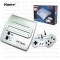 HAMY 16-bit Sistema de Entretenimiento de TV/Video Game console C-7 Jugar tanto de América Del Norte y Japonés Super NES Juegos y Fami ordenador
