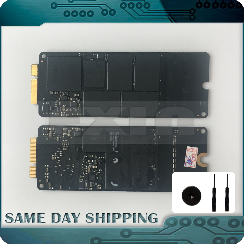 Genuine for Macbook Pro Retina 13 A1425 15 A1398 Blade SSD Solid State Drive 128GB 256GB 512GB 768GB Late/Mid 2012 Early 2013