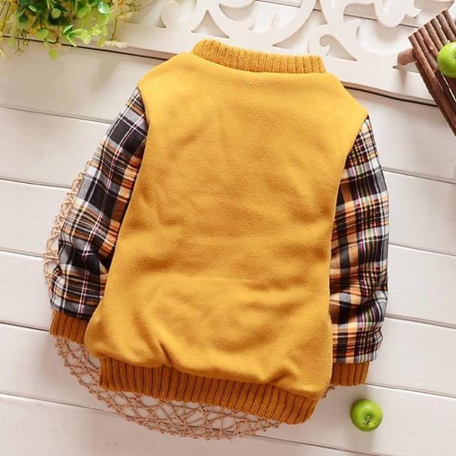 Warm Knitting Baby Boys Sweater