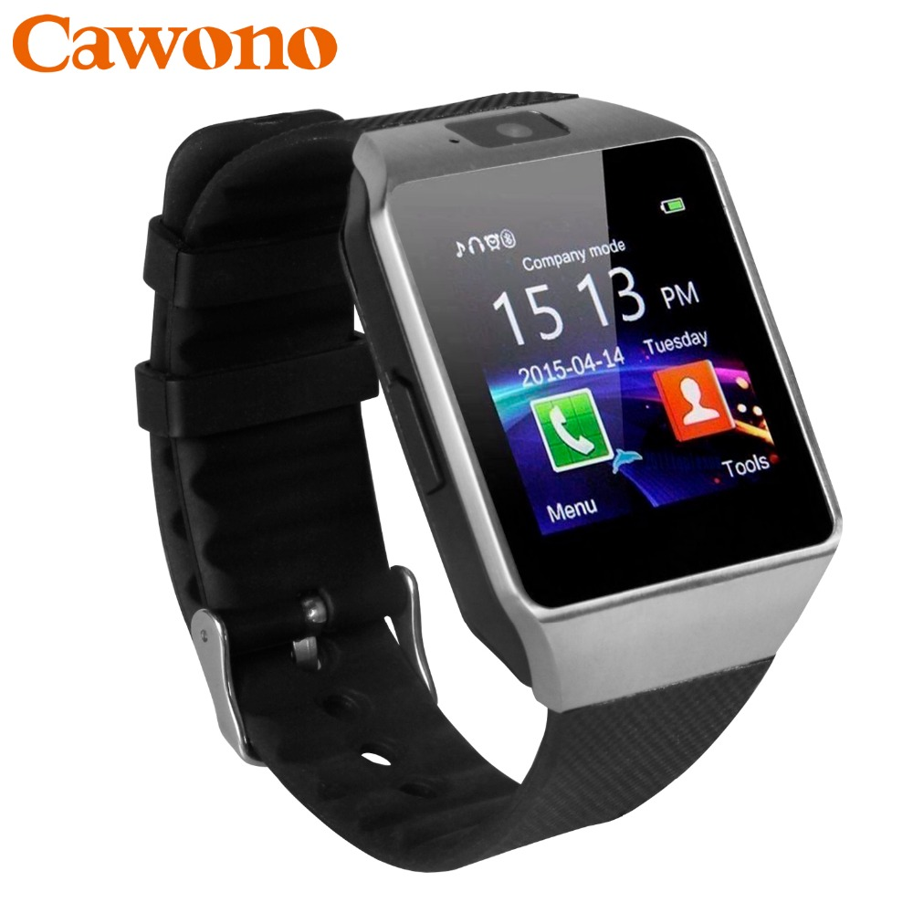DZ09 Intelligente Orologio Bluetooth Smartwatch Android Telefonata Relogio 2G GSM SIM TF Card Della Macchina Fotografica per il iphone Samsung HUAWEI PK GT08 A1