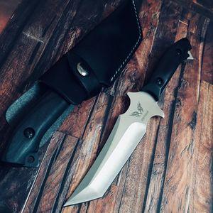 Image 3 - Quân sự Tanto Chiến Thuật Dao Cố Định Blade Full Tang cho Cắm Trại Ngoài Trời Survival HUNTING RESCUE DAO Tự Vệ Bowie Dao