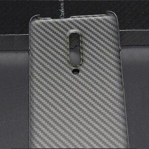 Image 5 - ENMOV ريال ألياف الكربون الحال بالنسبة OnePlus 7 برو كيفلر ماتي حماية ل One Plus 7 برو غطاء حماية إطارات دراجة تسلق الجبال خفيفة الوزن رقيقة