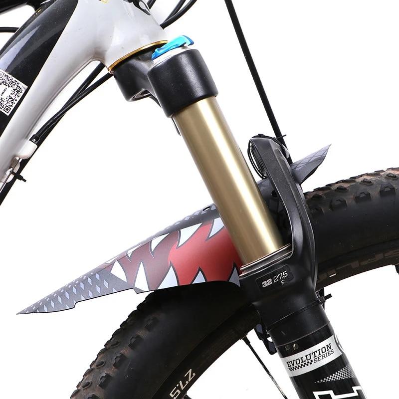 RichBit 2 pcs MTB Fender Mountain BicycleMud Guards Wings Road Bike Cycling