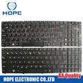Nuevo teclado del ordenador portátil para asus k52n x52 a53s g73 n73sv x53sj n50v x54x k54hr n53t ee. uu. teclado
