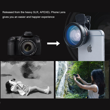 0.45X Wide Angle Phone Camera Lenses