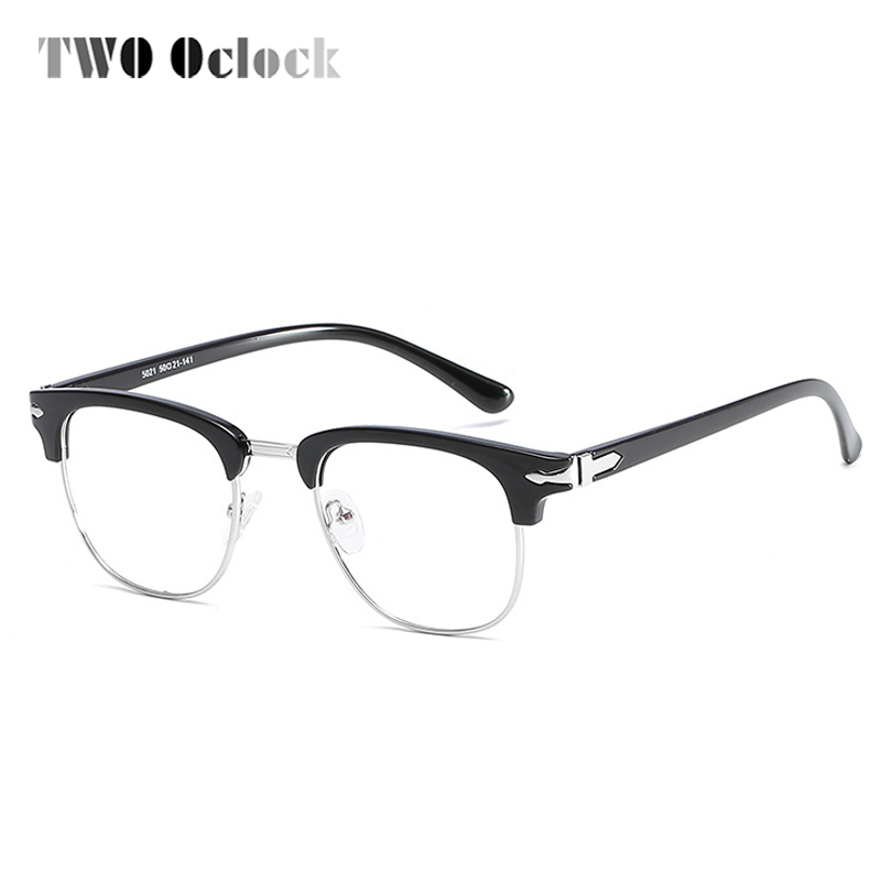 TWO Oclock TR90 Eyewear Frames Prescription Glasses Bendable ...
