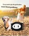 2018 Новый ПЭТ gps трекер собачий ошейник с gps для собаки кошки gps воротник D79 Водонепроницаемый IP68 устройство слежения в реальном времени Геозо...