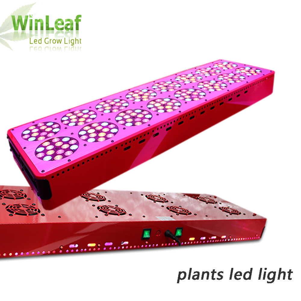 Led Plant Grow Lights Lamp Full Spectrum 3w Chip For Indoor Plants Tent Greenhouse Hydroponic Medical Seed And Flowering Growing