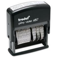 Trodat 4817 Date Stamp 3 8 MM