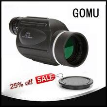 Новое Поступление ГОМУ водонепроницаемый Монокуляр телескоп Бинокль BAK4 Призма встроенный Начиная Сетки полный азота для охотничий прицел
