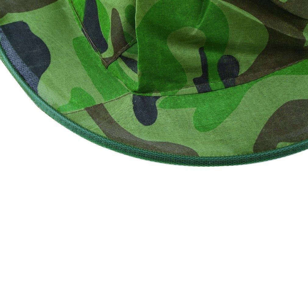 Насекомых Би Москитная сопротивление ошибки сетка, глава Уход за кожей лица протектор Кепки Защита от солнца Hat
