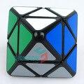 Lanlan Skewb diamante Cubo mágico Puzzle blanco y negro de aprendizaje y juguetes educativos Cubo juguetes