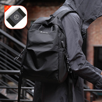 Mazzy Star New School Fashion Men Backpack Bag Water Proof Backpack men External USB Charge Rucksack MS_936