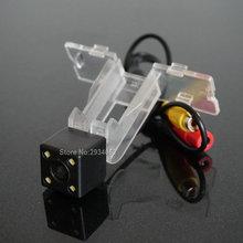 HD Автомобильная камера заднего вида для Suzuki Swift 2008 2009 2010 с парковочной линией, водонепроницаемая камера ночного видения 4LED