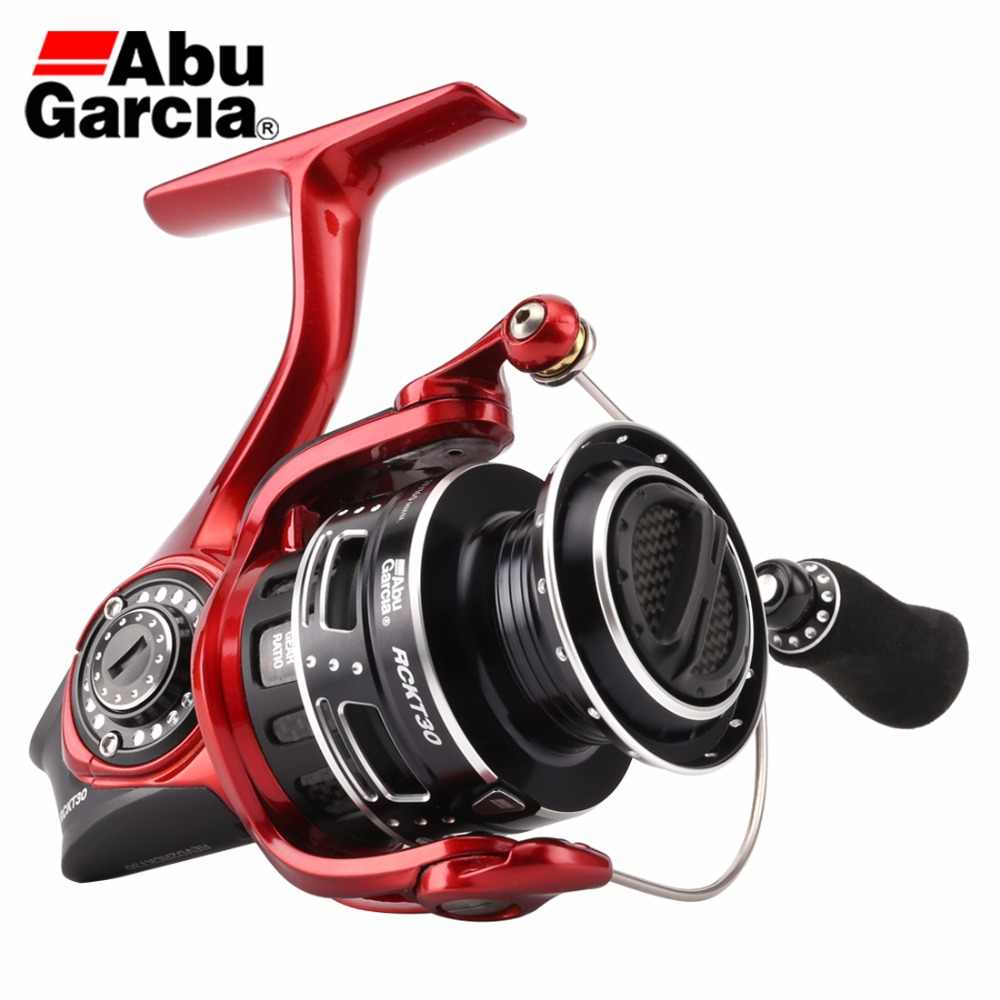 Abu Garcia Brand REVO ROCKET 2000 3000 Spinning Fishing Reel 197g/203g 7.0:1 High speed Gear Ratio Fishing Reels