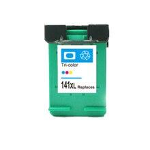 Для HP 141 Color картридж Для HP DeskJet 5363 OfficeJet 6413 5783 J5783 D4263 J6413 C4283 C4343 C5283 D5363