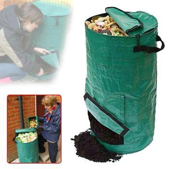 Plastic Bags Potato Cultivation Planting Garden Pots Planters Vegetable Fruit Planting Bags Grow Bag Farm Home Garden Supplies