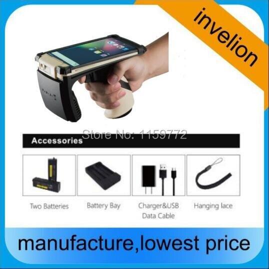 handheld wireless android 6 0 communication 4g gprs 7m distance uhf rfid handhel reader with. Black Bedroom Furniture Sets. Home Design Ideas