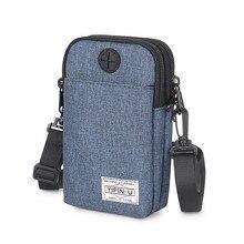 Многофункциональная поясная сумка, висячие Сумки для шеи, регулируемый ремень, водонепроницаемые сумки для телефона с отверстием для наушников MUG88