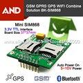 1 шт. GSM GPS SIM868 Breakout Совета, SIM868 основной плате, 2 в 1 Quad-band GSM/GPRS Модуль Встроенный GPS