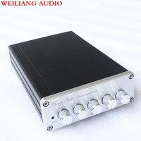 Breeze Audio DP1 TPA3116 D2 NE5532 4 2 1 Digital Amplifier 50W 2 100W Subwoofer MIN
