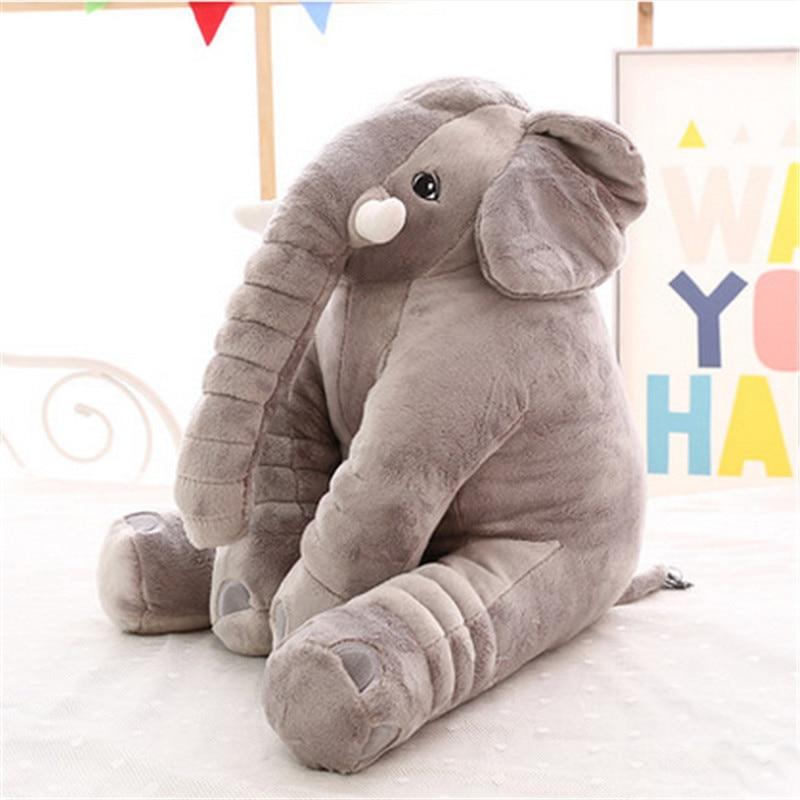 Fancytrader Soft Plush Cartoon Elephant Toy 65cm Giant Stuffed Pop